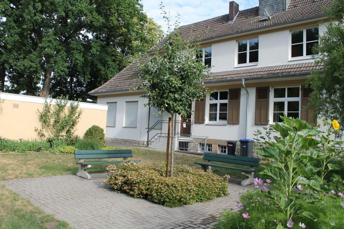 Feuerwehrhaus in Kölkebeck, TSG Kölkebeck-Bokel