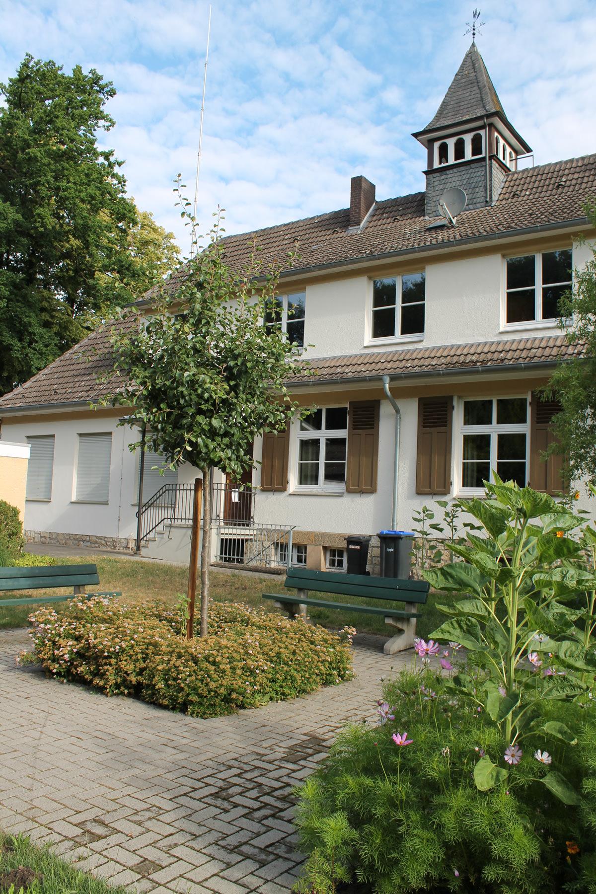 TSG Kölkebeck-Bokel, Feuerwehrhaus, Vereinsräume Sportverein