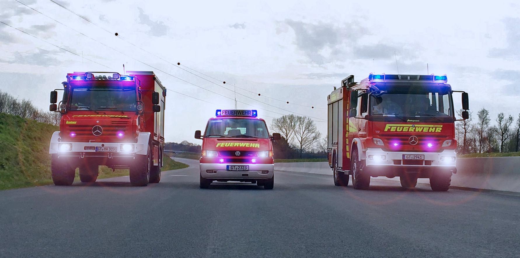 Freiwillige Feuerwehr Kölkebeck